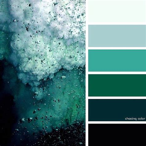 themes in color of water 25 best ideas about green palette on pinterest green