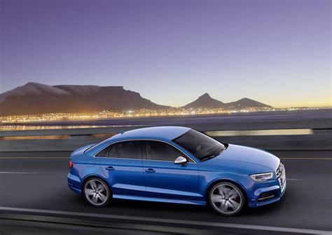 Audi S3 Sedan by 2017 Audi S3 Sedan Picture 671831 Car Review Top Speed