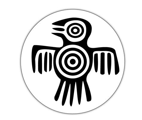 aztec bird tattoo aztec bird symbol aztec bird exle of mystical aztec
