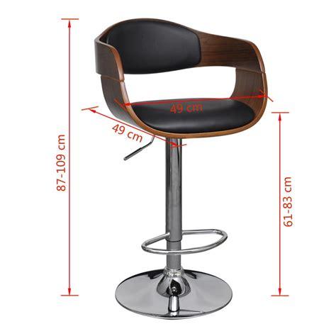 altezza sedia sedia pelle artificiale altezza regolabile schienale