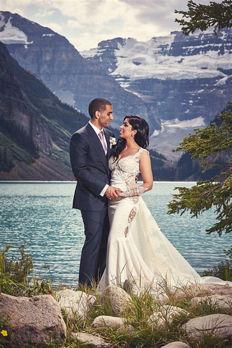 Wedding Canada luxury wedding in alberta canada