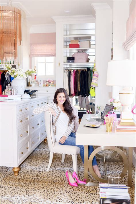Rachel Parcell Dream Closet And Office This Is What You Ve Been Waiting