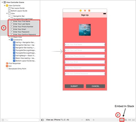 auto layout tutorial xcode 6 objective c quick guide for ios development objective c swift