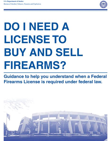do you need a lawyer to buy a house law prof new atf guidance on gun sales is legally