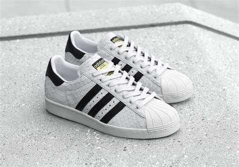 Adidas Superstar Premium adidas superstar s snakeskin sneakernews
