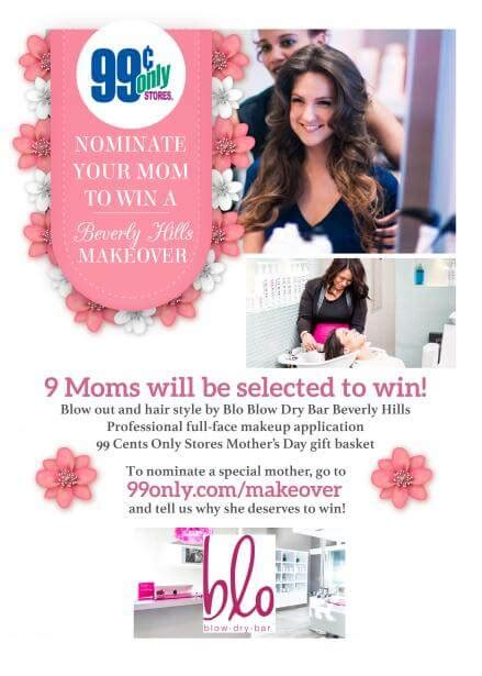 Mommy Makeover Sweepstakes - sweepstakeslovers daily from you flowers 99 cents only stores more