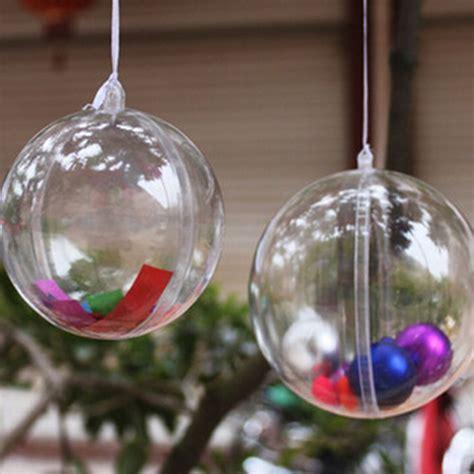 Box Plastik Untuk Diy 10cm oem 10cm decoration hanging transparent