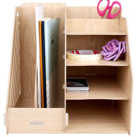 Meja Kayu Pour Portable Kecil jual diy stationery rack rak kayu rak portable