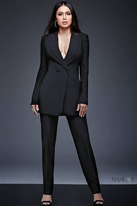 contemporary suits black simple two coordinated modern sleeves