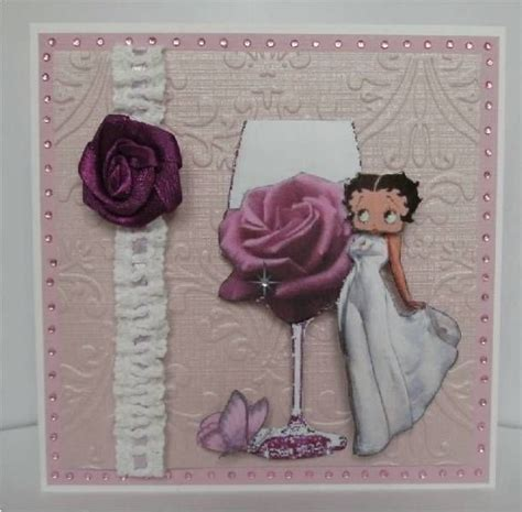 Betty Boop Toaster A Toast With Betty Boop By Karin Van Eijk Cards And