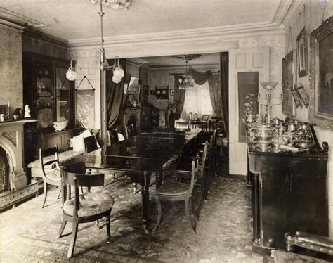 berkeley house berkeley house dining room in 1900 history rhymes nineteenth century history