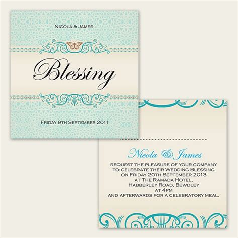 Wedding Blessing Wording For Invites by Cool Wedding Invitations For The Ceremony Invitations For