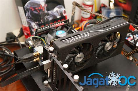 Vga Sapphire Rx 460 4gb overclocking guide oc amd radeon rx series 480 470 460 dengan wattman jagat oc