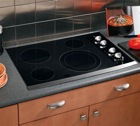 Built In Cooktop Electric ge appliances jp356smss 30 quot built in electric cooktop sears outlet