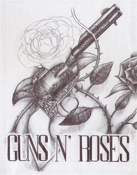 N Drawings by Guns N Roses By 632fan On Deviantart