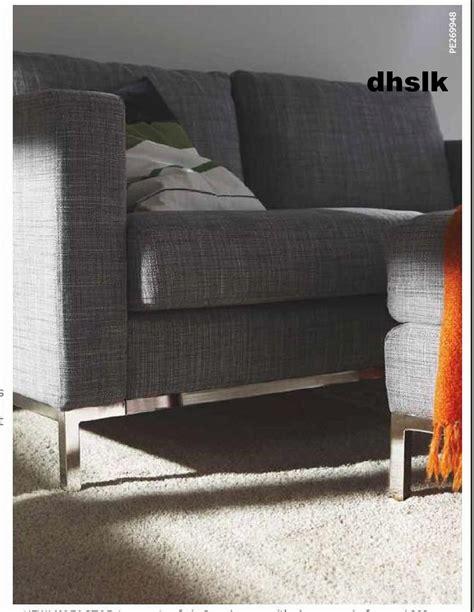 ikea karlstad sofa isunda grey ikea karlstad 2 seat sofa slipcover loveseat cover isunda