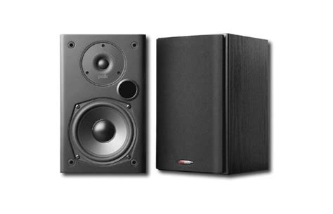 polk audio t15 bookshelf speakers review test