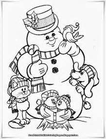 free printable christmas coloring pages free printable