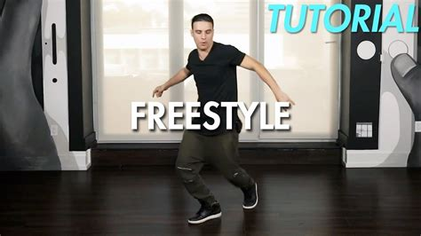 Dance Tutorial For Beginners Freestyle | how to freestyle dance hip hop dance moves tutorial