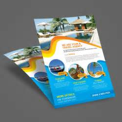 Tour Flyer Template by Travel Tour Flyer Template Posan Lab