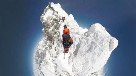imagenes impresionantes del everest v 237 deo y fotos graban la ascensi 243 n al everest con c 225 maras