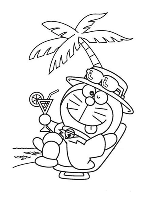 dora emon coloring page doraemon coloring pages az coloring pages