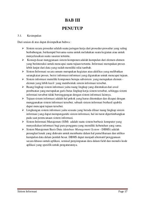 membuat makalah sistem informasi manajemen makalah sistem informasi