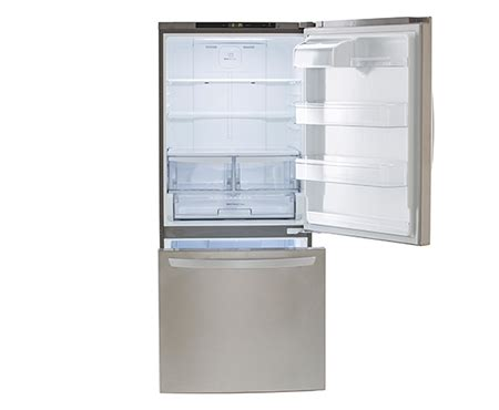 lg s best appliances discover lg s featured home lg ldns22220 bottom freezer refrigerator lg canada