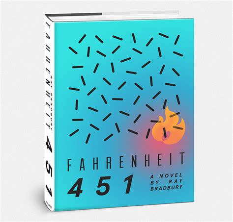 fahrenheit 451 book report fahrenheit 451 re cover project on pantone canvas gallery