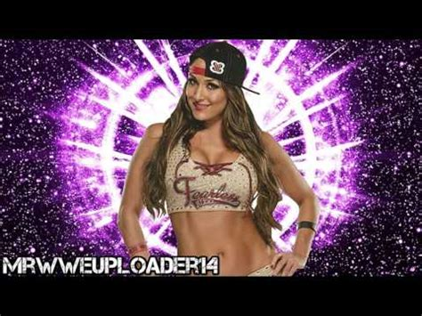 nikki bella you can look wwe nikki bella theme song you can look but you can t