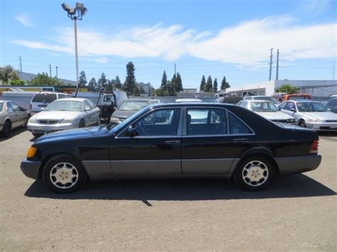 file 1992 mercedes benz s 500 l v 140 sedan 2015 07 24 01 jpg wikimedia commons 1992 mercedes benz 500sel 5 0 used 5l v8 32v automatic sedan premium no reserve
