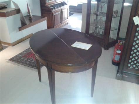 tavolo ovalino allungabile tavolo ovale allungabile scontato 50 tavoli a