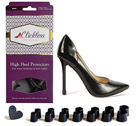 high heel caps clickless clickless high heel protectors heel caps 7