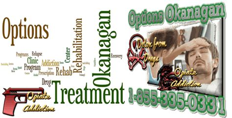Options Detox Kelowna by Opioid Prescriptions After An Overdose In Vancouver Bc