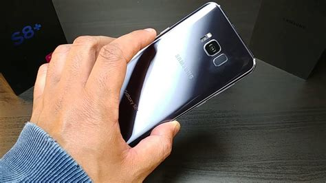 what color is pus samsung galaxy s8 plus the best color is unboxing