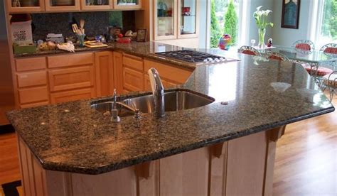 modern kitchen countertop ideas granite countertops adding practical luxury to modern