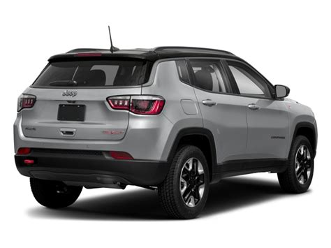 2018 jeep compass trailhawk price 2018 jeep compass trailhawk 4x4 msrp prices nadaguides
