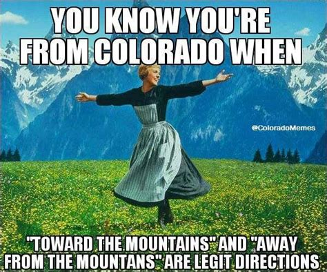 Colorado Memes - 17 memes that perfectly explain life in colorado rooster magazine