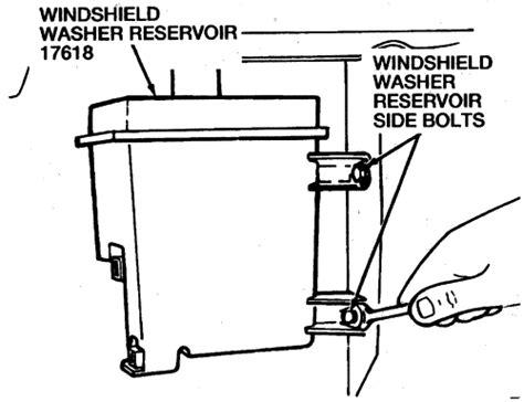 repair windshield wipe control 1993 mercury villager regenerative braking repair guides wipers washers windshield washer systems autozone com