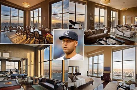 derek jeter house derek jeter celebrity net worth salary house car