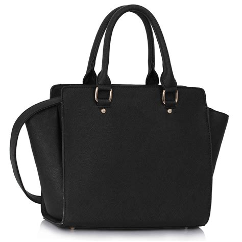 Black Shoulder Bag wholesale black tote shoulder bag