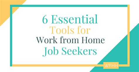 International Jobs Online Work From Home - 6 essential tools of the work from home job seeker work from home happiness