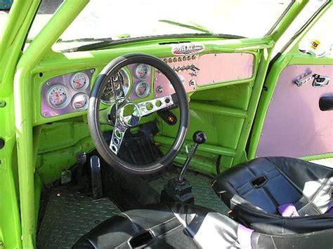 baja bug interior baja bug interior driver s side flickr photo