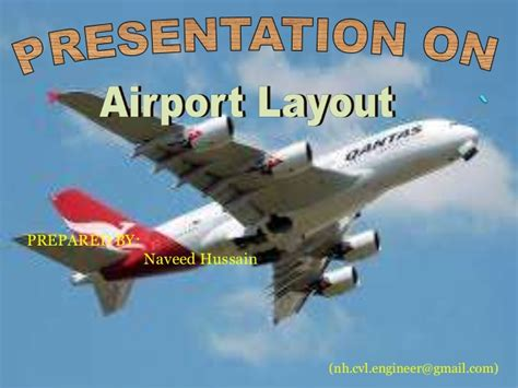 layout of airport ppt airport layout