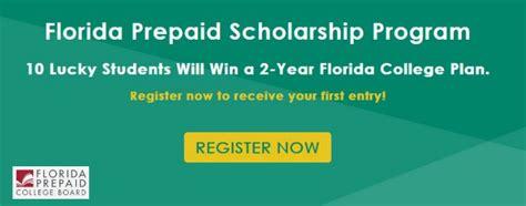 College Scholarship Giveaways - florida prepaid college plans scholarship giveaway