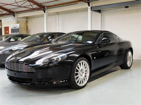 Aston Martin Db9 Used For Sale by Used 2005 Aston Martin Db9 Coupe V12 For Sale In Kineton