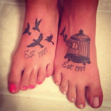 small bff tattoos 40 creative best friend tattoos hative