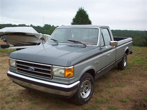 1989 Ford F150 by 1989 Ford F 150 Motorcycle Pictures