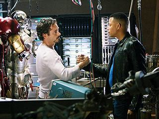 terrence howard iron man robert downey jr signs for two more avengers but what