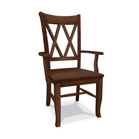 x back arm chair c 20ab